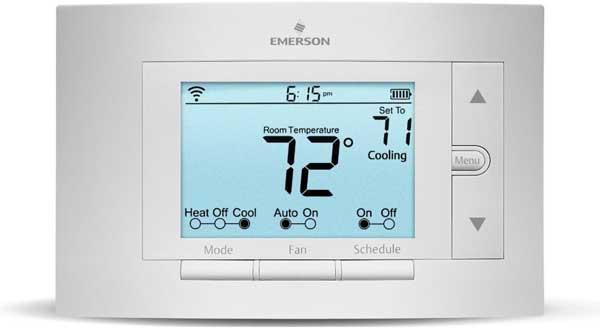 top 10 best smart thermostat in 2019 reviews. Black Bedroom Furniture Sets. Home Design Ideas