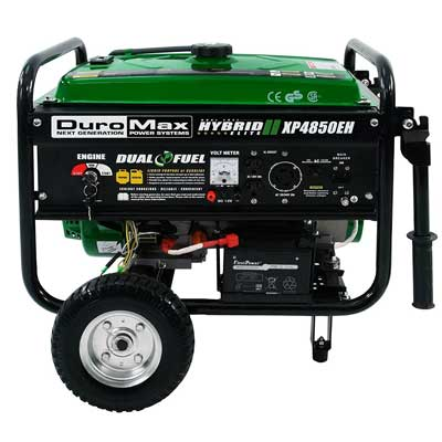 Duromax XP4850EH 3850 Running Watts