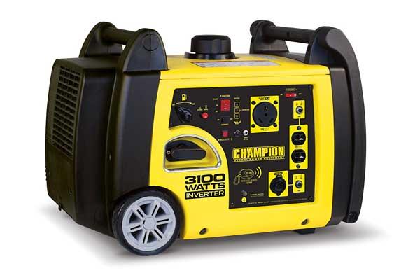 Champion Power Equipment 75537i 3100 Watt Generator