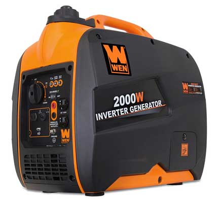 WEN 56200i Gas Powered Portable Inverter Generator