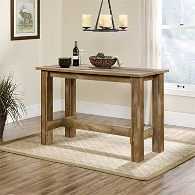 Sauder Boone Counter Height Dining Table
