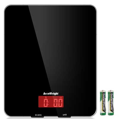 AccuWeight Digital Multifunction Food Meat Scale