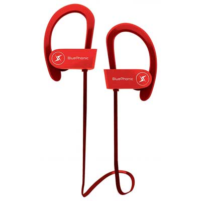 Bluephonic Wireless Sports Bluetooth Headphones