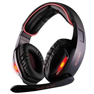 Sades SA902 7.1 Channel Gaming Headset