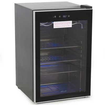 DELLA 048-GM-48198 Beverage Wine Cooler