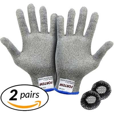 Cut Resistant Gloves by FORTEM