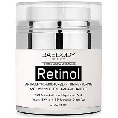 Baebody Retinol for Face and Eye Area