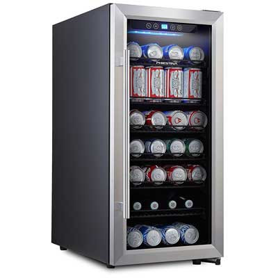 Phiestina PH-CBR100 106 Can Beverage Cooler