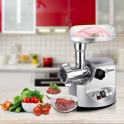 O-Breko Multifunctional Electronic Meat Grinder