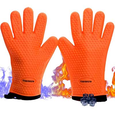 Cooking Gloves for The Pro Chef
