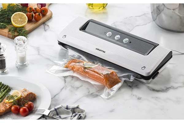 Gourmet GVS415 Multi-Function Food Vacuum Sealer