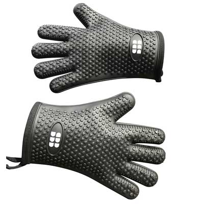 SBDW Heat Resistant BBQ Cooking Gloves