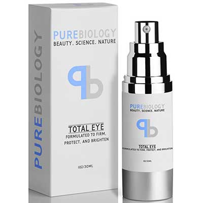 Pure Biology Total Eye anti-aging Cream