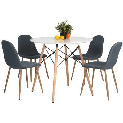 Vogue Carpenter Eames Kitchen Dining Table