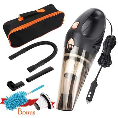 HonestEast Car Vacuum Cleaner