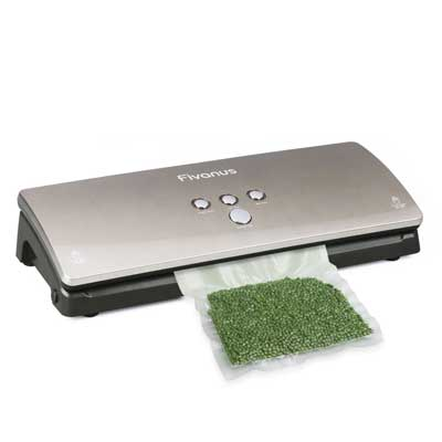 Fivanus Automatic Vacuum Sealing System and Starter Kit