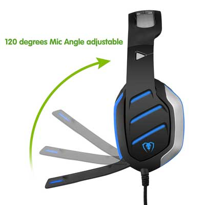 TopBest Ps4 New Xbox One Gaming Headset