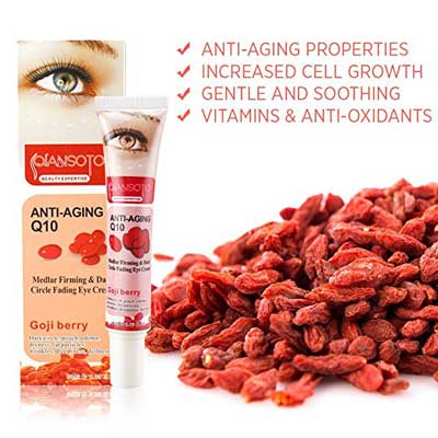 AsaVea Eye Cream with Natural Lycium Berries