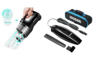 best car vacuum cleaners reviews