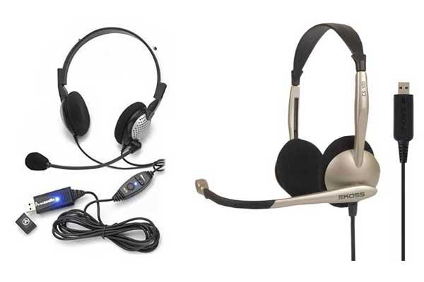 best speech recognition headsets reviews