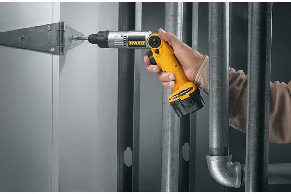DEWALT DW920K-2.25 Inch cordless screwdriver