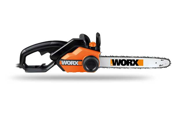 WORX WG303.1 16-Inch 14.5 Amp Electric Chainsaw