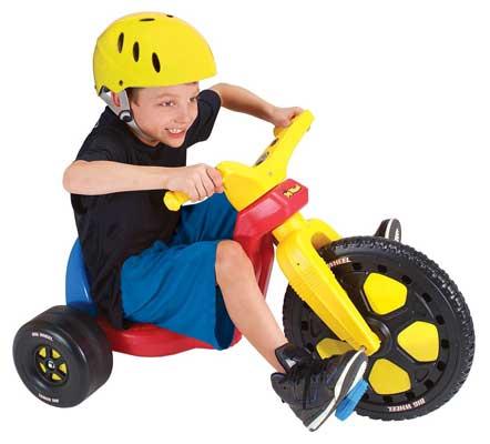 Big Wheel 48727 Tricycle