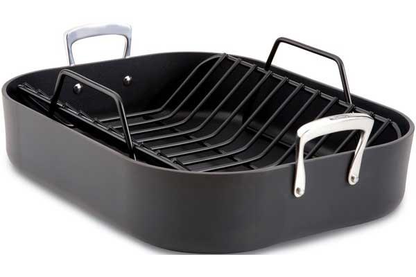 All-Clad E87599 roasting pan
