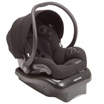 Maxi-Cosi Mico AP Infant Car seat-Devoted Black
