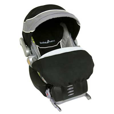 Baby Trend Flex Loc Infant car seat, Phantom