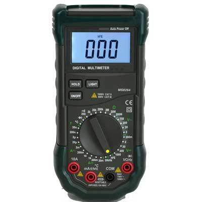 Mastech MS8264 Digital Multimeter
