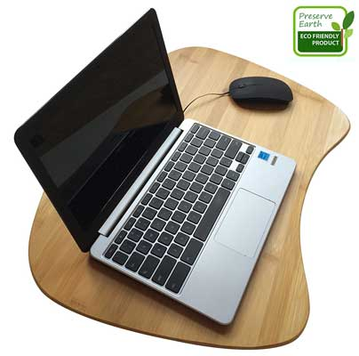 Bamboo Laptop Lap Desk