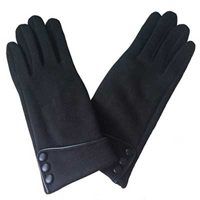 Tomily Women's Touchscreen Gloves