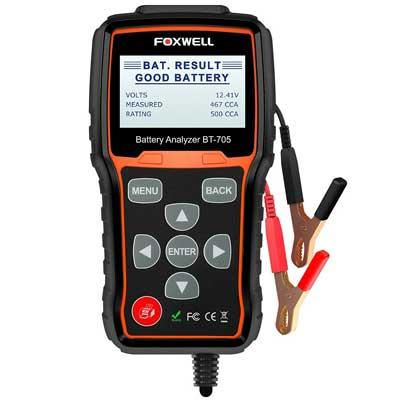 FOXWELL BT705 12V&24V Battery Analyzer