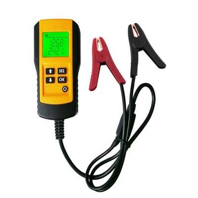 Suner Power Digital 12V Car Battery Tester