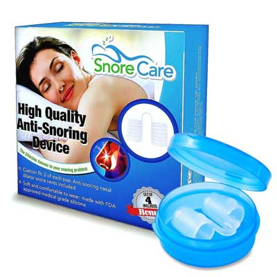 The Original Nose Vents To Ease Breathing And Snoring By – SnoreCare