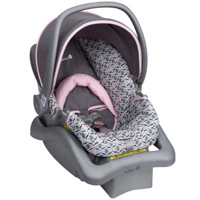 Safety 1st Light 'n Comfy Elite Infant Car Seat