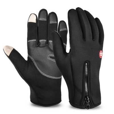 Vbiger TouchScreen Texting Gloves