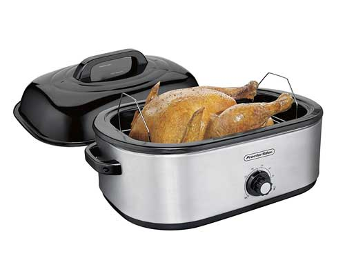 Electric Roaster Oven ~ Top best electric roaster ovens in reviews