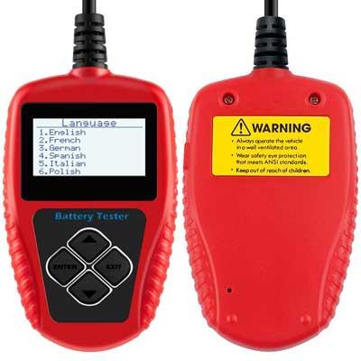 Quicklynks BA101 Battery Tester