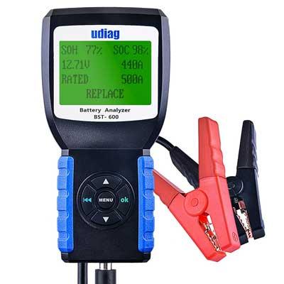 Udiag Car Battery Tester