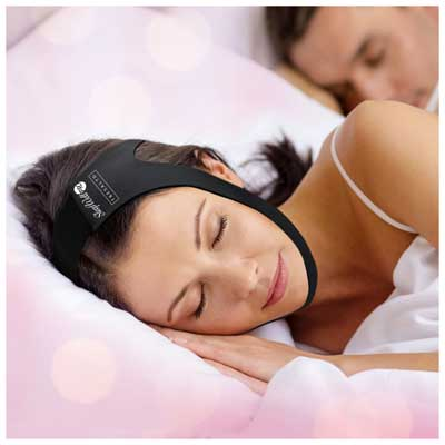 SleepWell Pro Adjustable Stop Snoring Chin Strap
