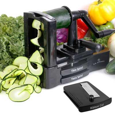 U.S. Kitchen Supply Spiral Master Vegetable Cutter