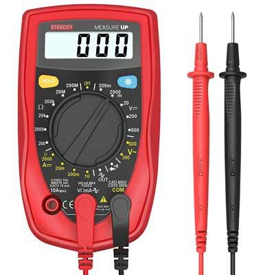 Etekcity MSR-R500 Digital Multimeters