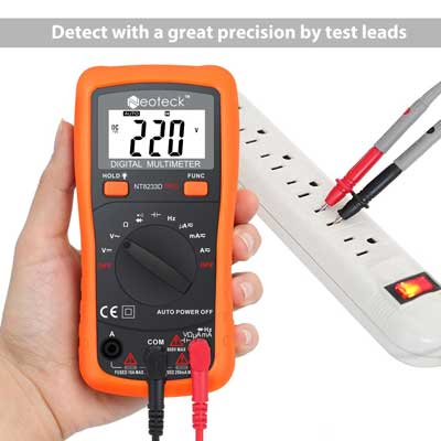 Neoteck Pocket Digital Multimeter