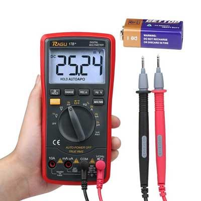 RAGU 17B Digital Multimeter