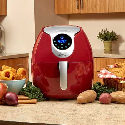 cooking instructions for air fryer