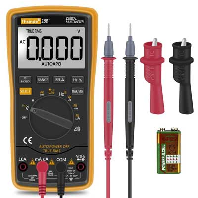 Thsinde Auto-Ranging Digital Multimeter