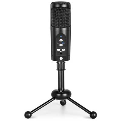top 10 best usb microphone in 2019 reviews. Black Bedroom Furniture Sets. Home Design Ideas