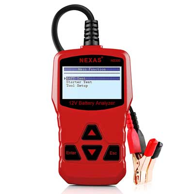 Battery Testers Nexas NB300